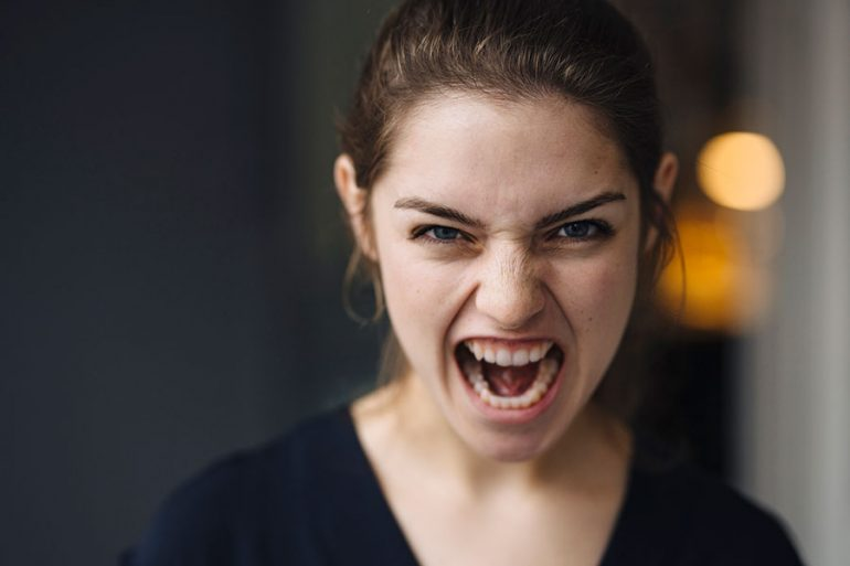 Nutriólogo afirma que enojarte te hace engordar