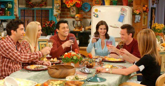 Los 10 mejores capítulos de 'Thanksgiving' en Friends