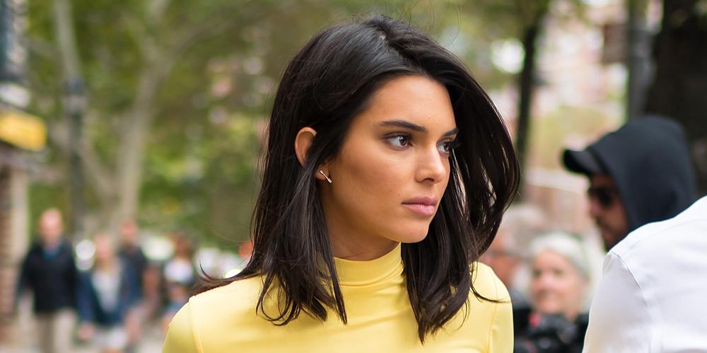 kendall jenner biografía vestido amarillo kardashians modelo