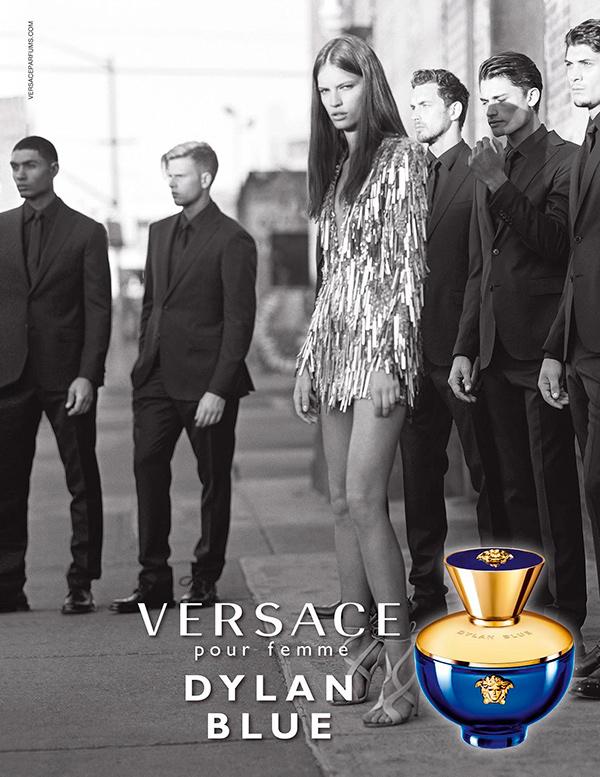 Dylan Blue, Versace