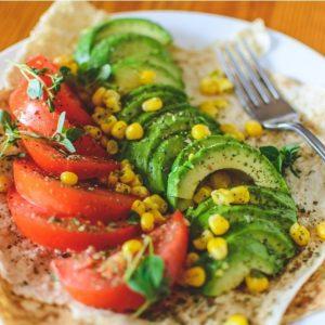 alimentos ricos en grasas buenas