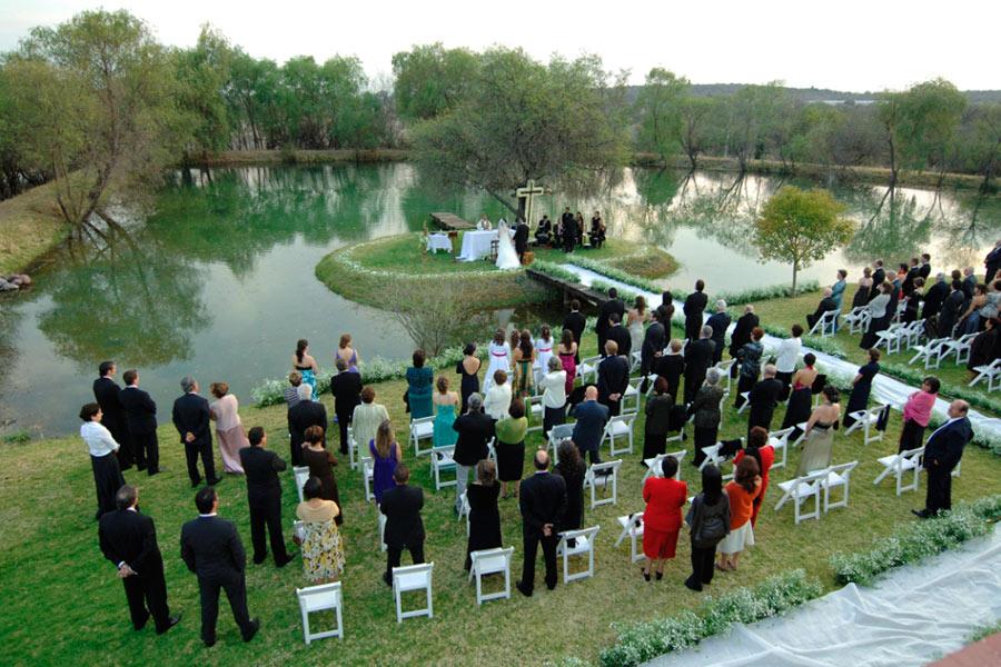 hacienda lugares para bodas