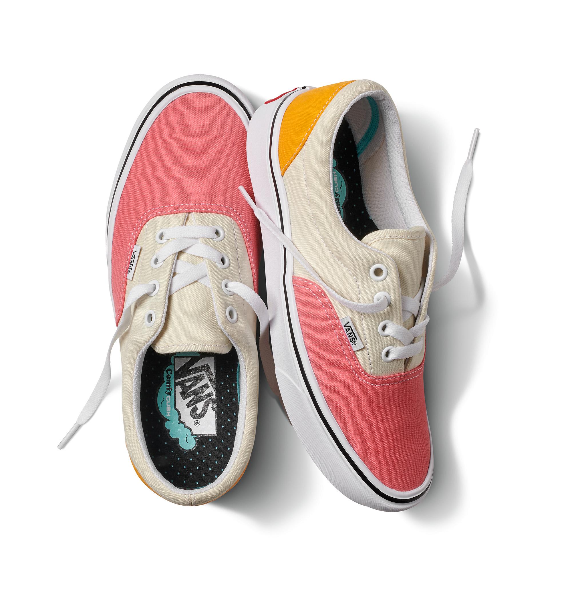 Vans ComfyCush' los sneakers más cool que verás esta primavera ...
