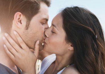 tipos de besos y como darlos