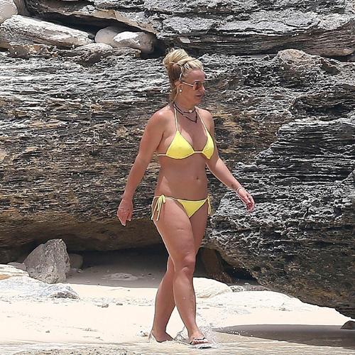 Britney Spears sin photoshop