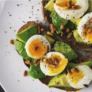 huevos cocidos dieta ayuno intermitente