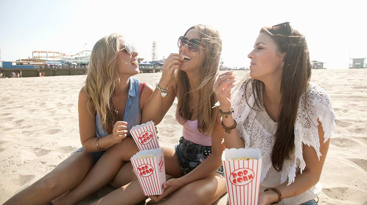 Irte de viaje con tus amigas es bueno para tu salud