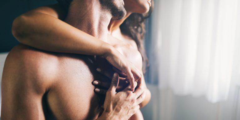 sexo romántico