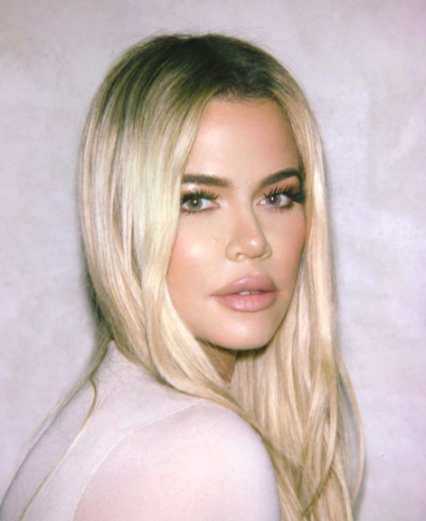 khloe kardashian rubia biografia