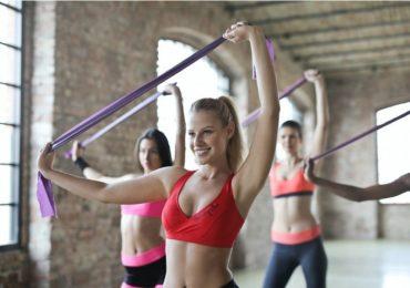 ejercicios para hombros con pilates