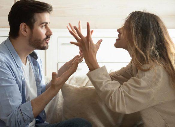 """Los esposos """"estresan más"""" a las mujeres que los hijos"""
