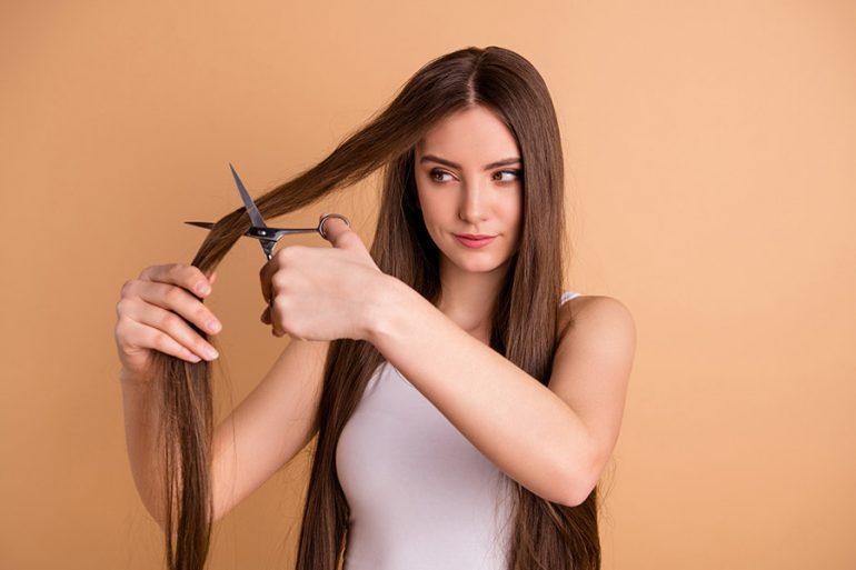 Mitos del cabello corto
