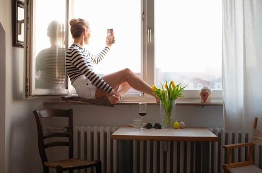 Cinco razones para tener citas virtuales