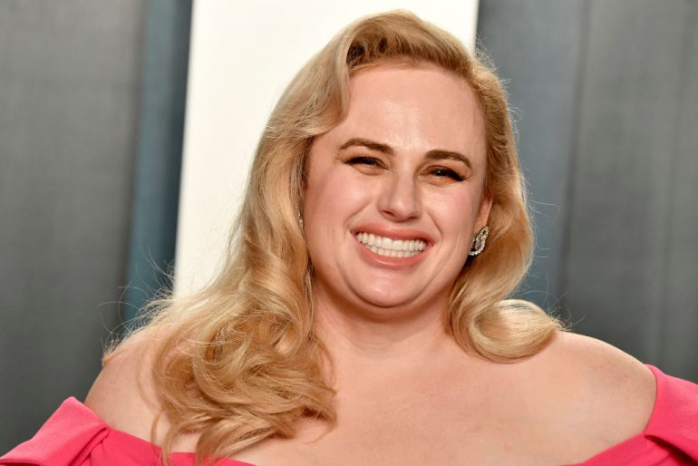 Rebel Wilson body positive