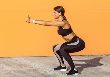 rutina para piernas y glúteos