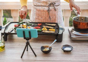 Tour del girasol aprende a cocinar saludablemente