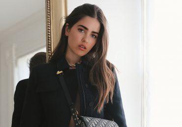 Paola Alberdi anuncia su nueva colaboración de moda