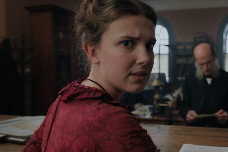Millie Bobby Brown protagoniza y produce Enola Holmes para Netflix
