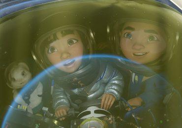"""""""Más allá de la luna"""", la nueva cinta animada de Netflix, liderada por mujeres"""