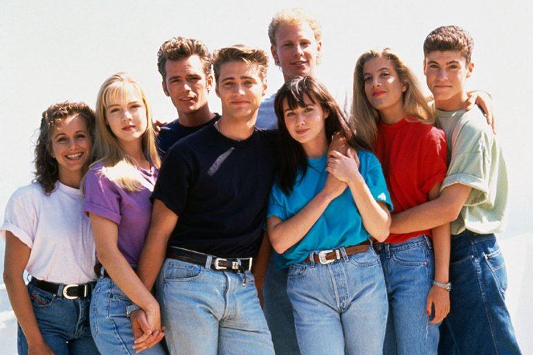 """Los protagonistas de 'Beverly Hills, 90210' se refieren sobre su supuesto """"comportamiento de divas"""""""