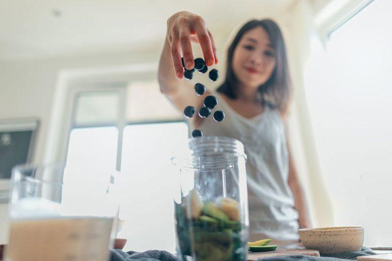 Los beneficios de una dieta basada en plantas