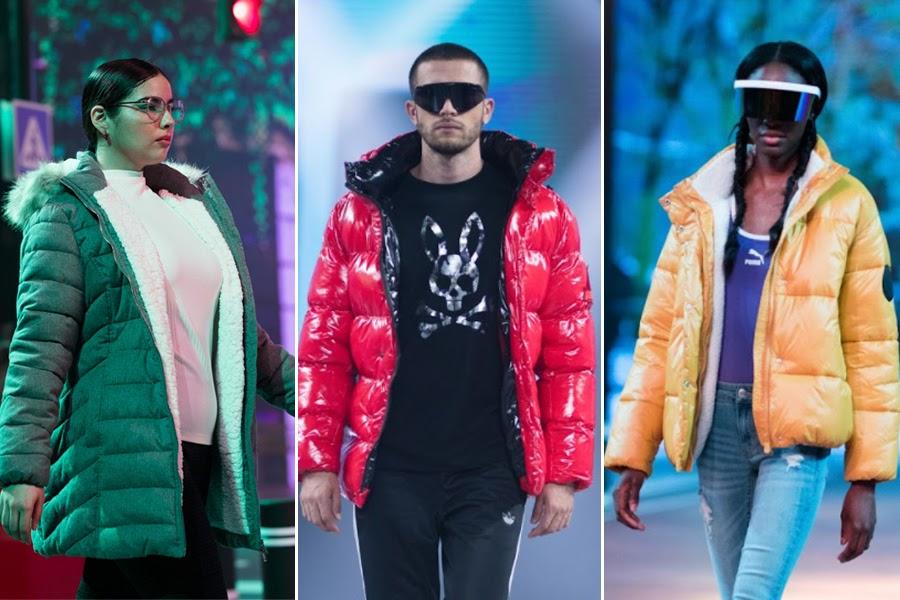 chamarras capitonadas Las tendencias del Fashion Fest