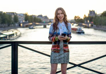 Emily in Paris Carrie Bradshaw Río Sena