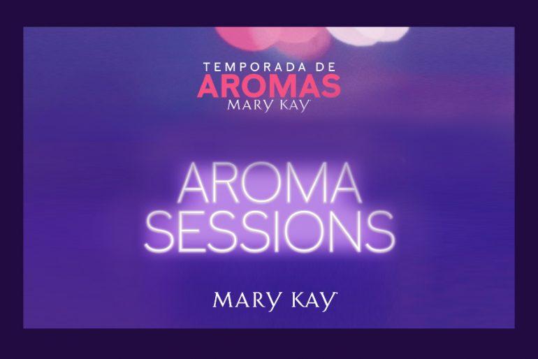 Concierto virtual: Aroma Sessions de Mary Kay presenta a Los Claxons