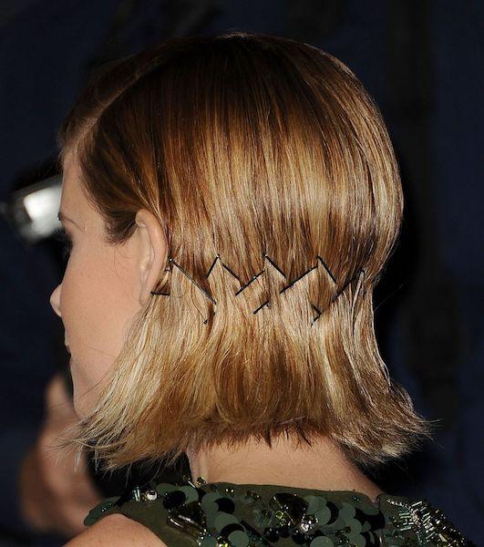 Peinados para pelo corto criss cross