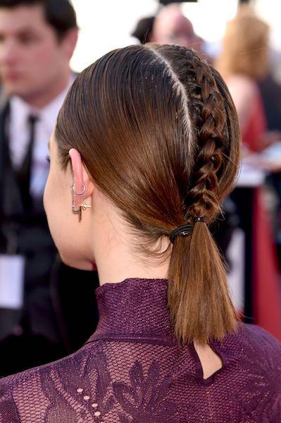 Peinados para pelo corto unicornio