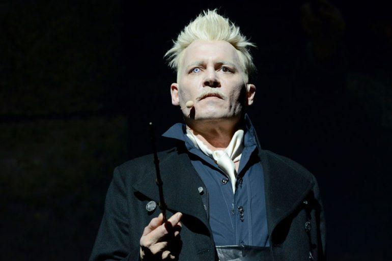 Johnny Depp abandona el papel de Grindelwald en 'Fantastic Beasts' a petición de Warner