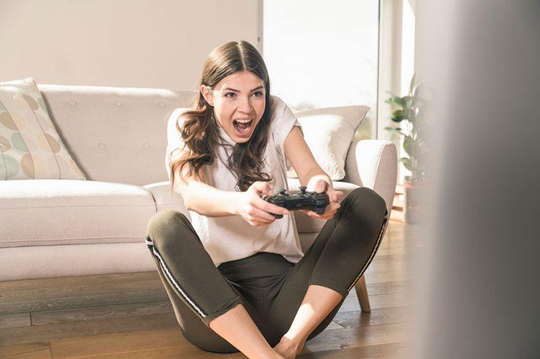 ¿Te gustan los videojuegos? Revelan sus beneficios para la salud psicológica