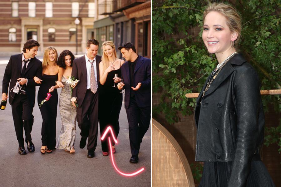 Jennifer Lawrence Friends Phoebe