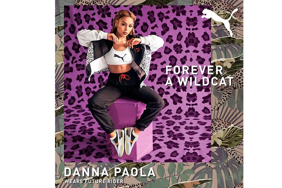 Danna Paola con toda la actitud Wildcats