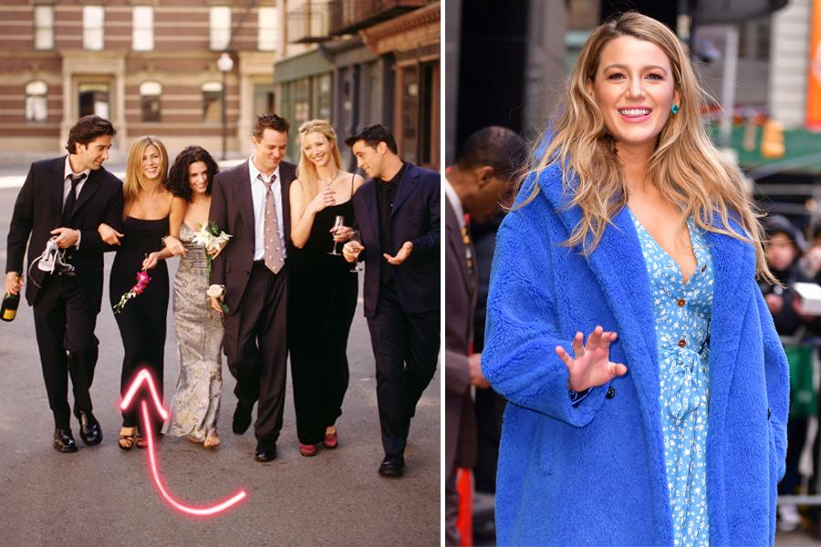 Friends remake 2020 Blake Lively Rachel