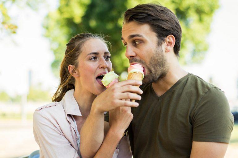 25 formas de ser muy romántica con tu galán