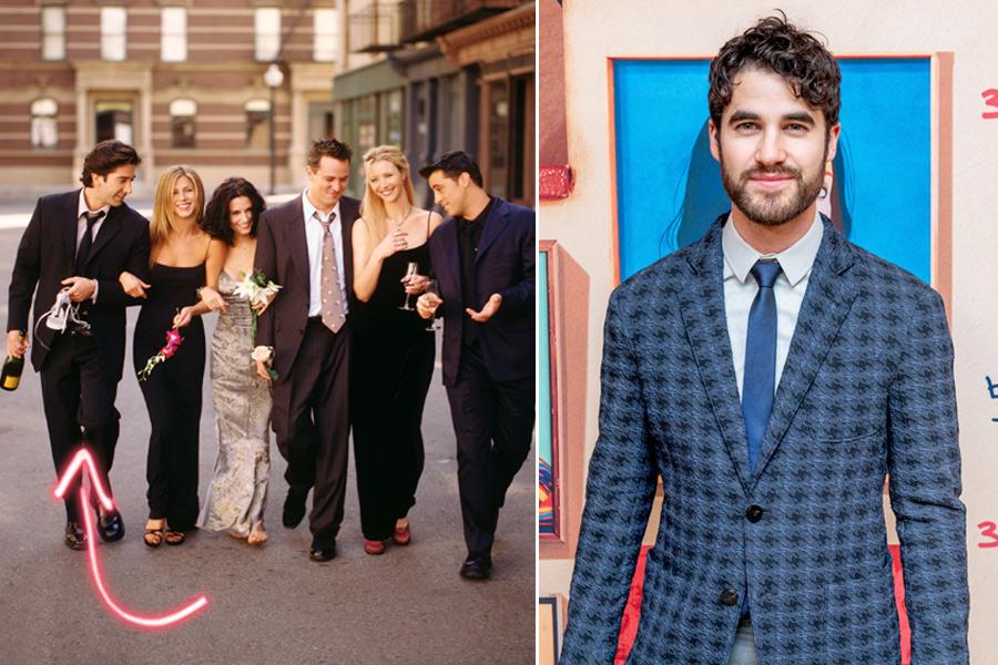 Friends Darren Criss remake 2020 Ross