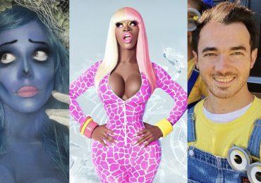 Disfraces de famosos Halloween 2020