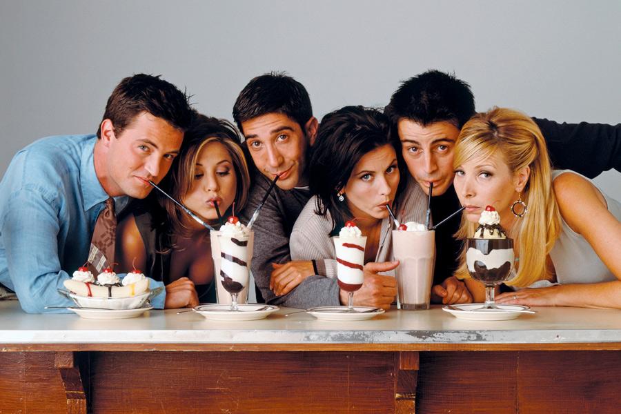remake de Friends 2020 este seria el elenco actores