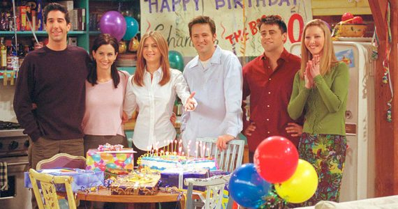 remake de Friends 2020 este seria el elenco actores
