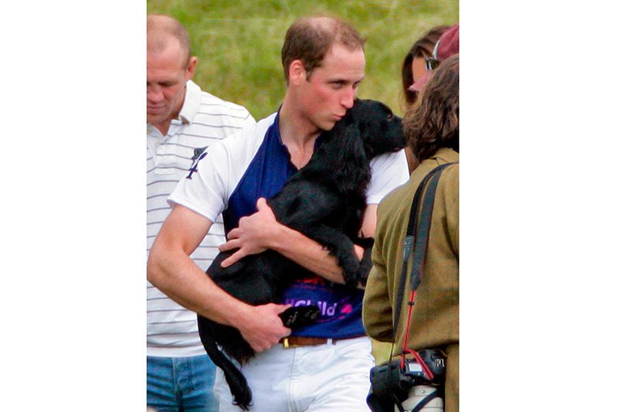 Murió Lupo, el perrito de Kate y William, y recordamos sus mejores momentos