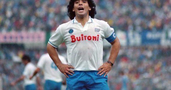 juventud de Maradona