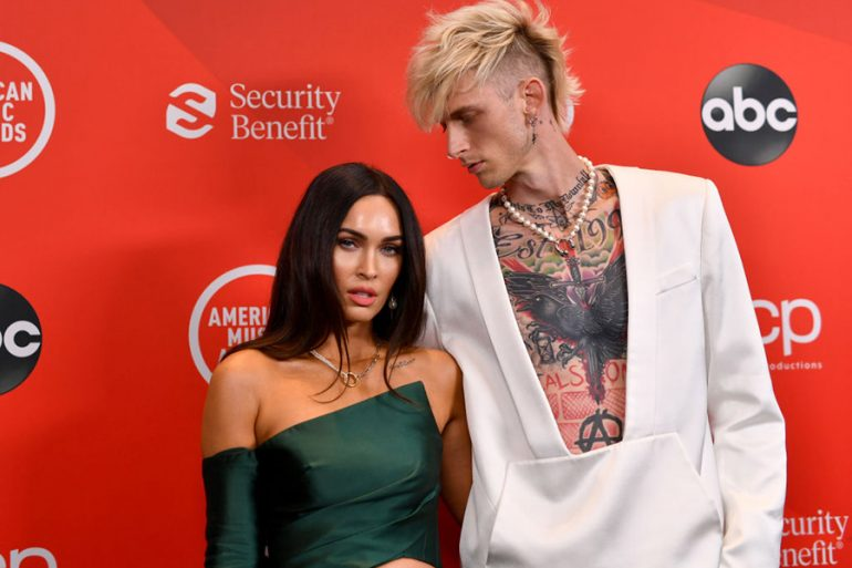 Megan Fox y Machine Gun Kelly