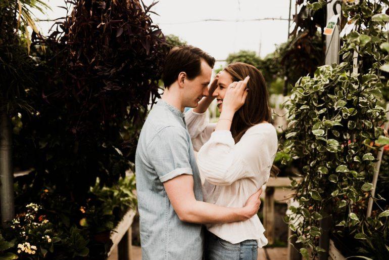 Mitos de la novia perfecta feliz