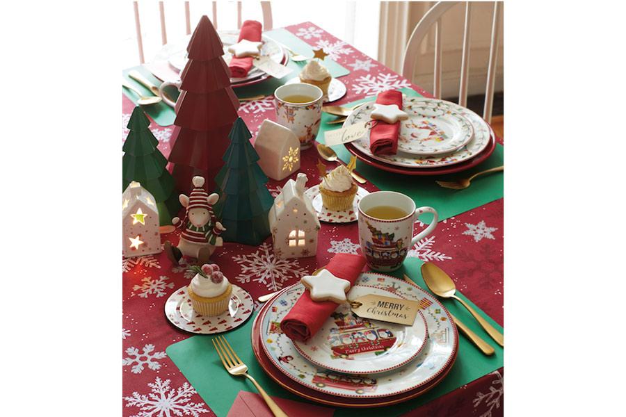 tendencias decoración de Navidad