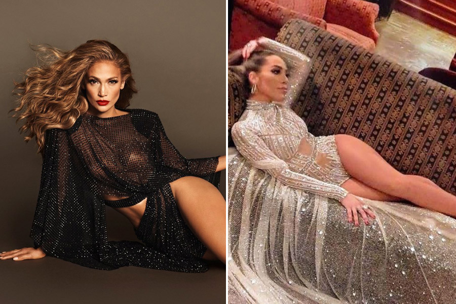 Frida Sofía tiene un gran parecido con Jennifer Lopez
