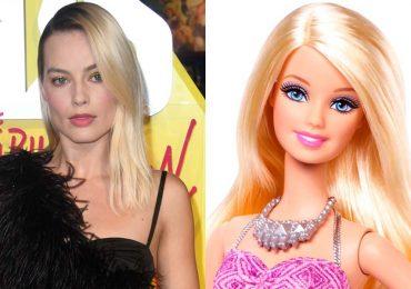 Margot Robbie será una Barbie transgresora y muy sorprendente