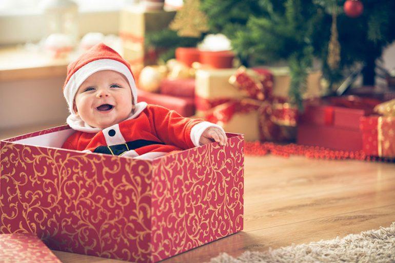 Por esta razón muchos bebés son concebidos en Navidad, según la ciencia