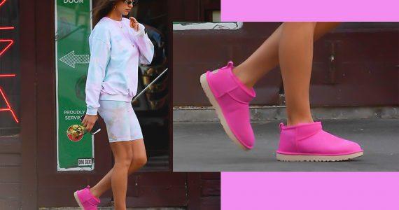 Las fotos que prueban que estas botas calientitas están de regreso en una nueva versión