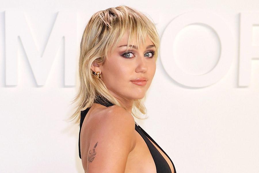 cortes de cabello de Miley Cyrus